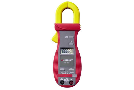 Amprobe ACD-10 PRO, ACD-10 TRMS-PRO, ACD-14 and ACD-14 TRMS Digital Clamp Meters