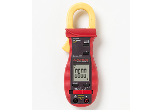 Amprobe ACD-10 TRMS-PLUS 600A Clamp Multimeter
