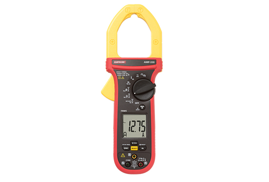 AMP-330 1000A AC/DC TRMS Motor Maintenance Clamp Meter
