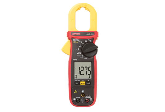 AMP-310 600A AC TRMS Motor Maintenance HVAC Clamp Meter