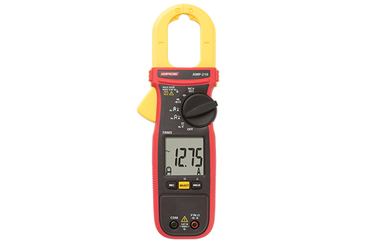 AMP-210 600A AC TRMS Clamp Meter