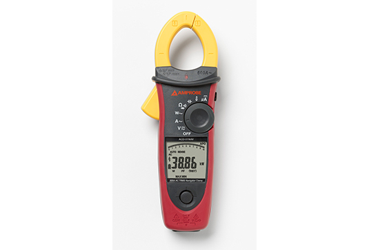 Amprobe ACD-51NAV CAT IV 600A True-rms Navigator trade Clamp Meter
