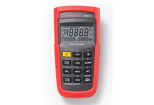 RTD-10 Dual Input Digital RTD Thermometer