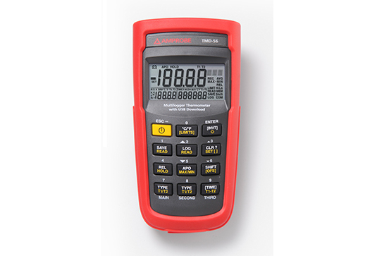 TMD-56 Multi-logging Digital Thermometer with .05% Basic Accuracy