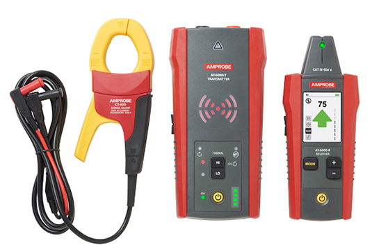 AT-6030 Advanced Wire Tracer Kit | Amprobe on