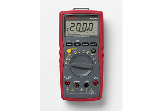 Amprobe AM-550 Industrial Multimeter