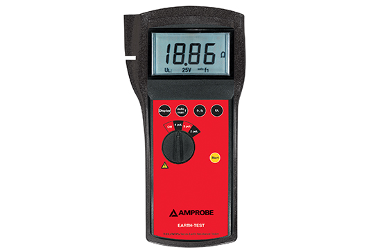 Amprobe TELARIS EARTH-TEST Earth Resistance Tester