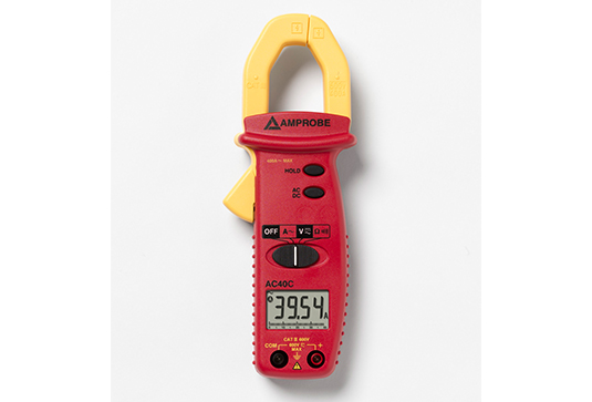 Amprobe AC40C 400A Mini-Clamp Digital Multimeter