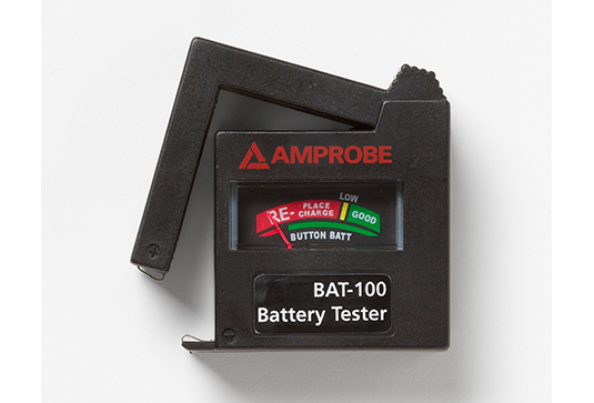 Amprobe BAT-100 Battery Tester