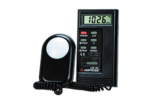 Amprobe LM-80 Digital Light Meter
