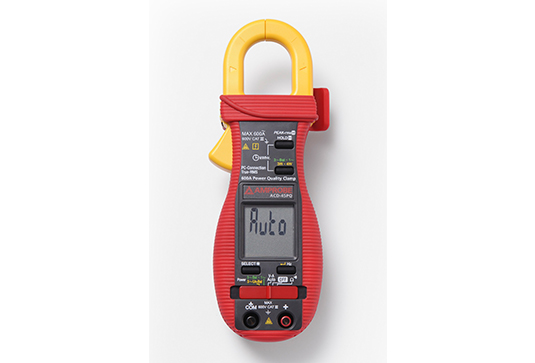 Amprobe ACD-45PQ 600A Power Quality Clamp with True-rms