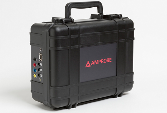 Amprobe CC-DM-III Deluxe Heavy Duty Carrying Case