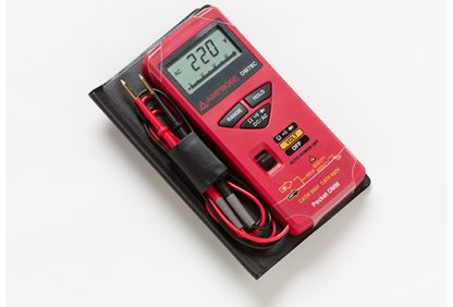 Amprobe DM78C Credit Card Size Multimeter 1