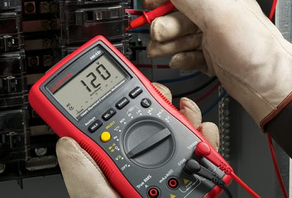 Amprobe AM-530 True-rms Electrical Contractor Multimeter 3