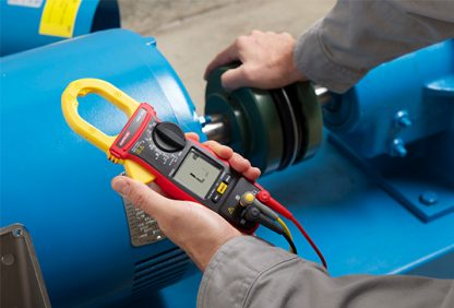 AMP-320 600A AC/DC TRMS Motor Maintenance Clamp Meter 4