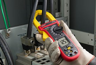 Multi-Featured Clamp Meters
